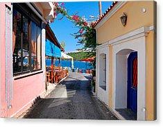 Lagada Chios Greece  Acrylic Print