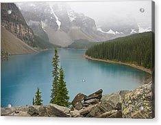 Lake Louise - 0308 Acrylic Print