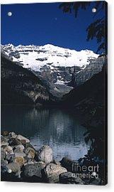 Lake Louise II Acrylic Print by Sharon Elliott