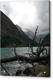 Acrylic Print featuring the photograph Lake Louise by Laurel Best