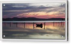 Lake Rgb 01 Acrylic Print