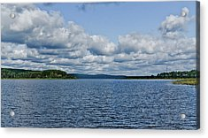 Lake Seliger Acrylic Print