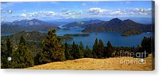 Acrylic Print featuring the photograph Lake Shasta by Garnett  Jaeger