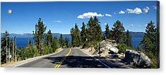 Lake Tahoe Acrylic Print