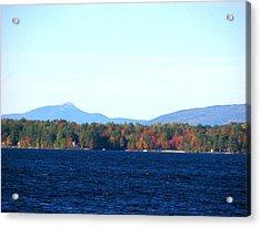 Lake Winnisquam Acrylic Print