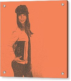Lana Acrylic Print