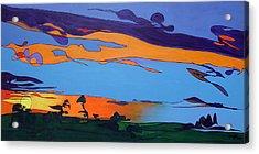 Landscape 283 Acrylic Print