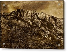 Landscape 3 Acrylic Print by Maciej Kamuda