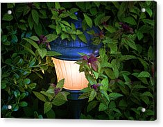 Landscape Lighting Acrylic Print