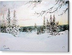 Landscape21012 Acrylic Print