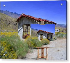 Last Chance Acrylic Print by Snake Jagger