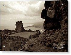 Last Greek Vestige 2 Acrylic Print
