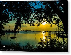 Last Patroll Tonight Acrylic Print