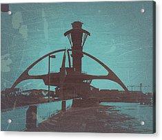 LAX Acrylic Print