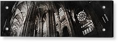 Le Arch  Acrylic Print by Torgeir Ensrud