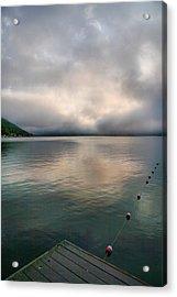 Leading Edge I Acrylic Print by Steven Ainsworth