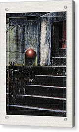 Leave The Light On Acrylic Print