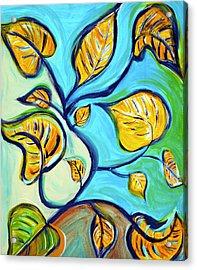 Leaves Of Hope Acrylic Print