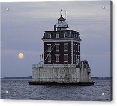 Ledge Light Acrylic Print