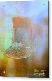 Left Behind Acrylic Print