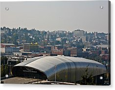 Lemay Car Museum Acrylic Print by Robby Green