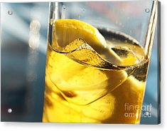 Lemon Drink Acrylic Print