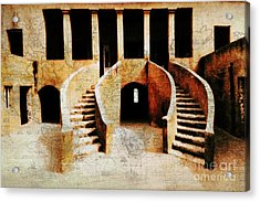 L'esclavage Et La Traite Negriere  Acrylic Print