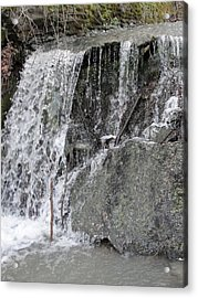 Acrylic Print featuring the photograph Let It Flow by Tiffany Erdman
