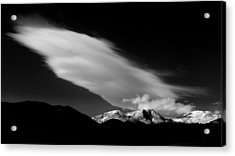 Let There Be Light.. Acrylic Print by Al  Swasey