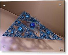 Acrylic Print featuring the digital art Levitation by Manny Lorenzo