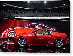 Lexus Lf-lc Acrylic Print