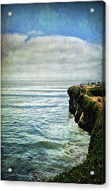 Life Is Bigger Acrylic Print by Laurie Search