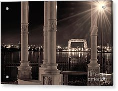 Lift Me Up Acrylic Print by Whispering Feather Gallery
