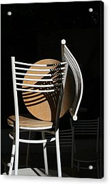 Light And Shadow Acrylic Print by Adeeb Atwan