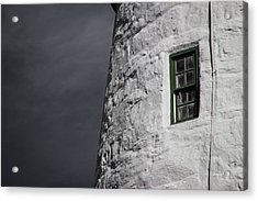 Light House Window Acrylic Print by Vintage Pix