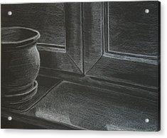 Light Acrylic Print by Morka Mold