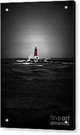 Lighthouse Glow Acrylic Print