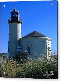 Lighthouse Acrylic Print by Rory Sagner