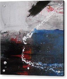 Lightning Acrylic Print by Mohamed KHASSIF