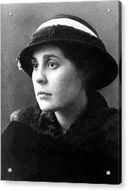 Lili Brik, 1914 Acrylic Print by Everett