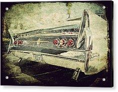 Lincoln Continental Acrylic Print