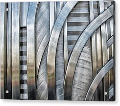 Acrylic Print featuring the photograph Lines And Curves by Tammy Espino
