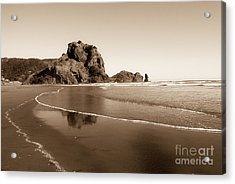 Lion Rock Acrylic Print