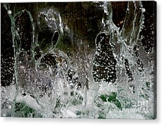 Liquid Art Acrylic Print
