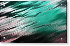 Acrylic Print featuring the photograph Liquidus by Sandro Rossi