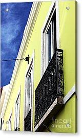 Lisboa Colors Acrylic Print by John Rizzuto