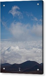 Listen To The Universe Acrylic Print by Ralf Kaiser