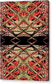 Lit0911001008 Acrylic Print by Tres Folia