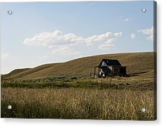 Little House On The Plains Acrylic Print