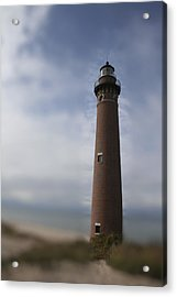 Little Sable Point Acrylic Print